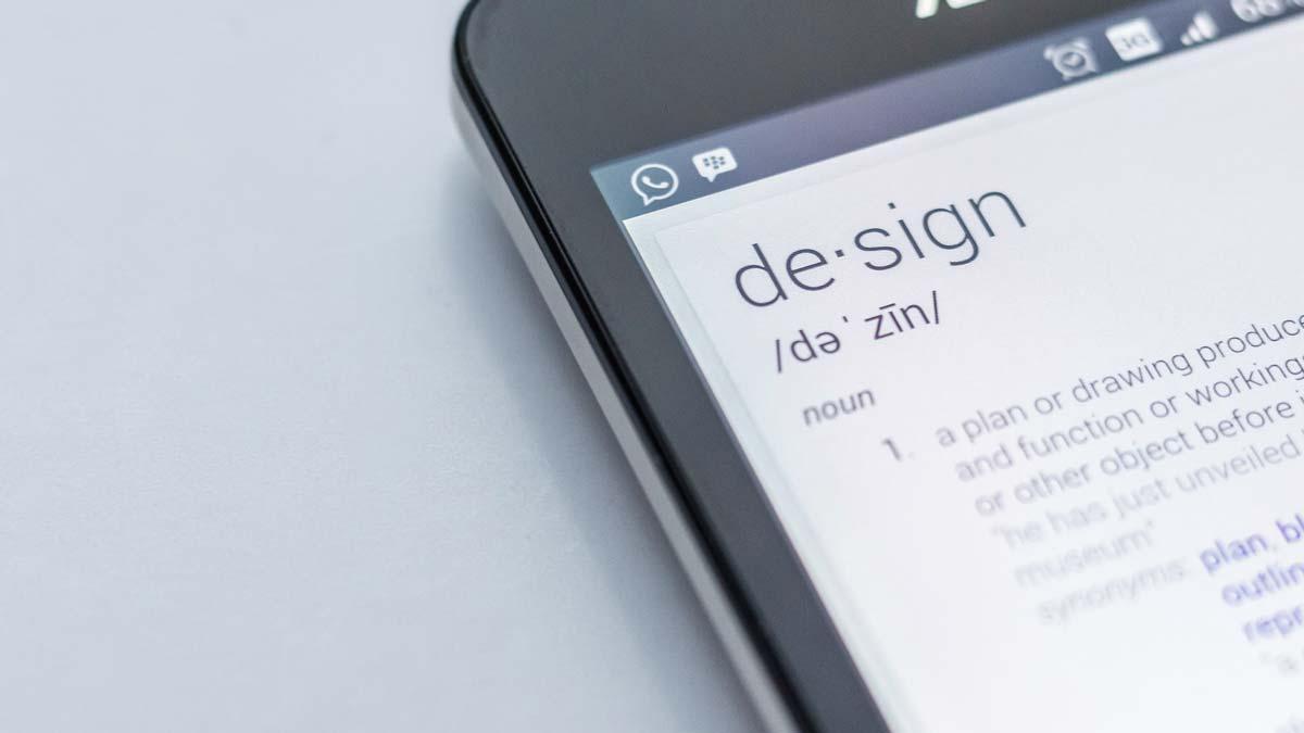 Cosa significa design